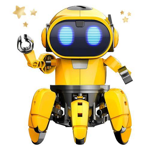 The Source Tobbie - Roboter selber bauen