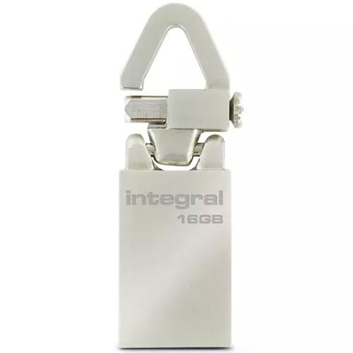Integral 16GB Tag USB 3.0 Flash Drive - 120Mb/s