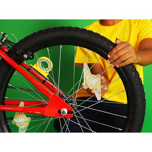 Tech Will Save Us Light Racer Kit Educational DIY Bike Lights