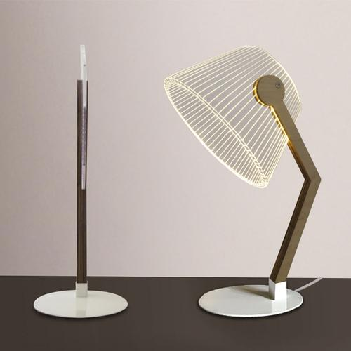 The Source 3D Table Lamp