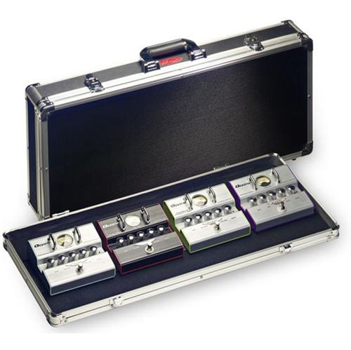 Stagg ABS Case For Guitar Effect Pedals - Black