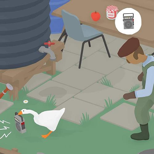 Untitled Goose Game (Sony PS4)