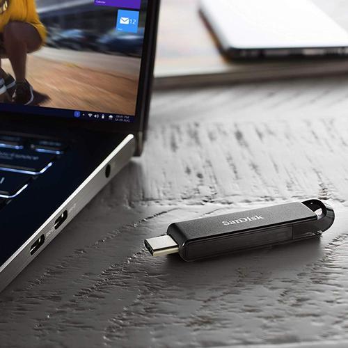 SanDisk 128GB Ultra USB Type-C Flash Drive - 150MB/s