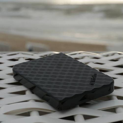 "Verbatim 4TB Store 'n' Go 2.5"" USB 3.0 Portable Hard Drive - Black"