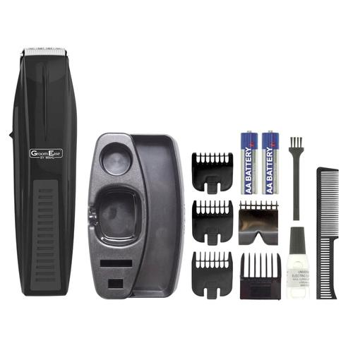 WAHL GroomEase Battery Operated Stubble & Beard Trimmer Kit