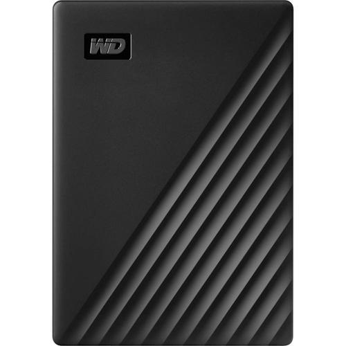 WD 2TB My Passport USB 3.2 External Hard Drive - Black