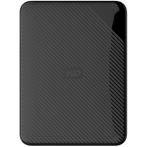 WD 2TB Gaming Portable Hard Drive for PS4 - Black/Blue