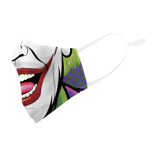 Washable Fashion Face Mask - Holds PM2.5 Filter - Joker
