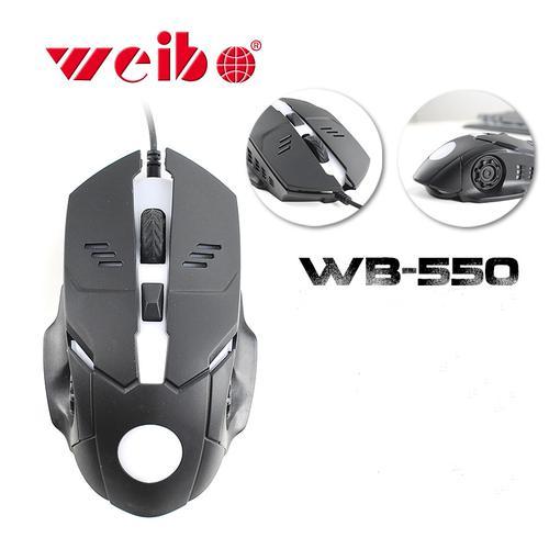 Wasserdichte, beleuchtete RGB-USB-Gaming-Tastatur und -Maus