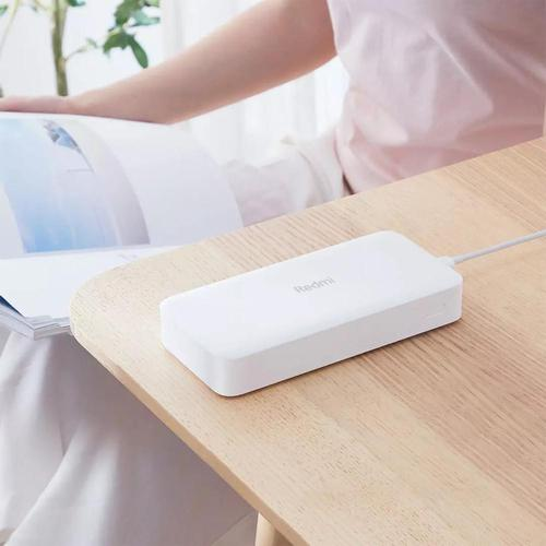 Xiaomi 20000mAh Redmi 18W Fast Charge Power Bank - White