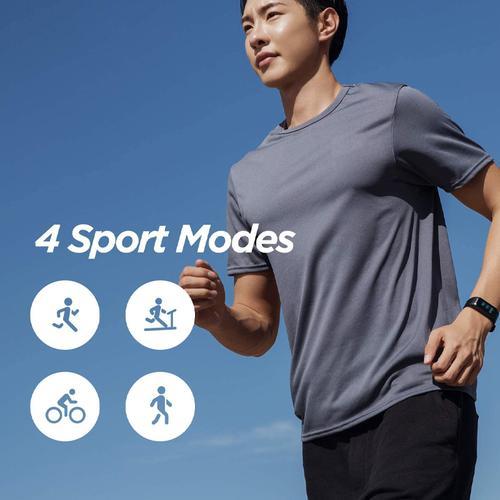 Xiaomi Amazfit Band 2 Fitness Smart Band Activity Tracker - Black