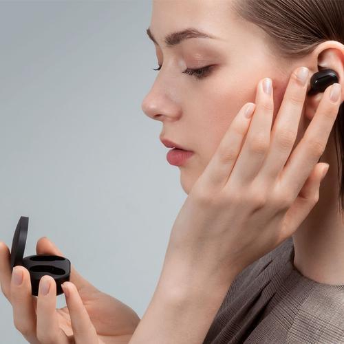 Xiaomi Mi Airdots True Wireless Earphones Bluetooth 5.0 - Black