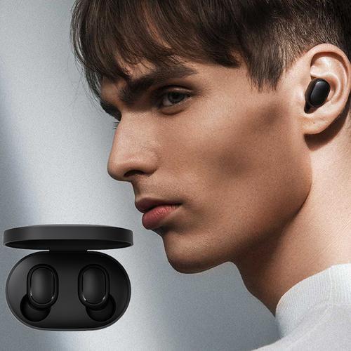 Xiaomi Mi Airdots True Wireless Bluetooth 5.0  Kabellose Kopfhörer - Schwarz