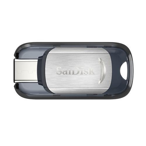 SanDisk 128 GB Ultra USB-C 3.1 Flash-Laufwerk - 130 MB/s