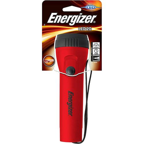 Energizer LED 2D Torch Handheld