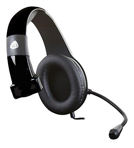 4Gamers Officially Licensed PRO4-MONO Gaming Headset (Sony PS4)