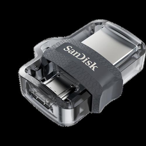 SanDisk 16 GB Ultra Dual M3.0 OTG USB 3.0 Flash-Laufwerk - 130 MB /s