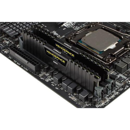 Corsair Vengeance LPX 32GB (2x16GB) 2666MHz DDR4 Non-ECC 288-Pin CL16 DIMM PC Memory Module