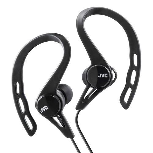 JVC In-Ear Sports Headphones - Black