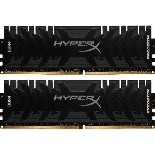 HyperX Predator 16GB (2x8GB) 4000MHz DDR4 Non-ECC 288-Pin CL19 DIMM PC Memory Module