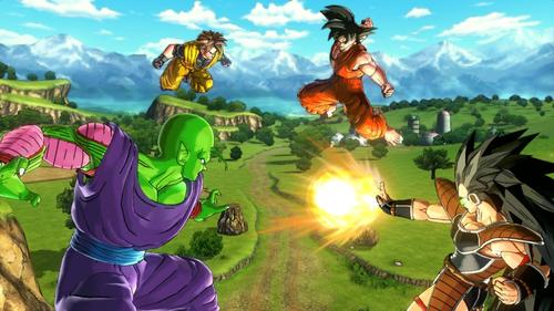 Dragon ball XenoVerse (Sony PS4)