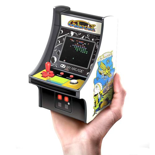 My Arcade Retro Micro Player: Galaxian