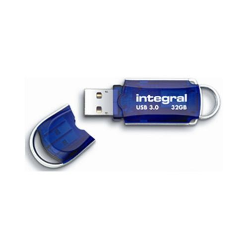 Integral 32GB Courier USB 3.0 Flash Drive - 100MB/s