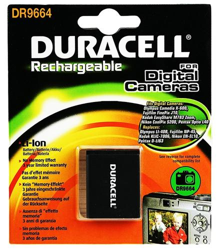 Duracell Nikon EN-EL10 Camera Battery