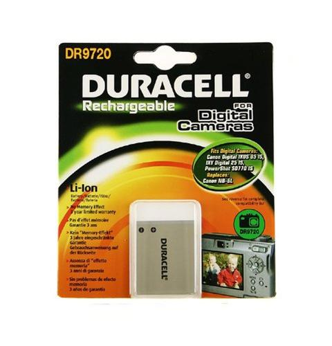 Duracell Canon NB-6L Camera Battery