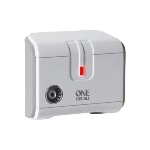 One For All 1-Weg TV Signal Booster (SV9601)