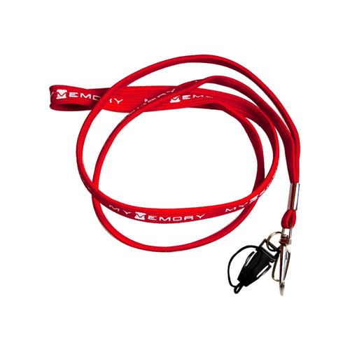 USB Flash Drive Neck Strap - Lanyard