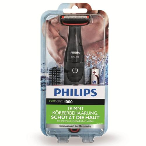 Philips Series 1000 Body Groomer with Skin Protector Guards (BG105/10)