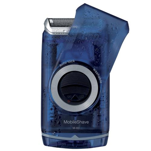 Braun MobileShave M-60B Portable Electric Shaver