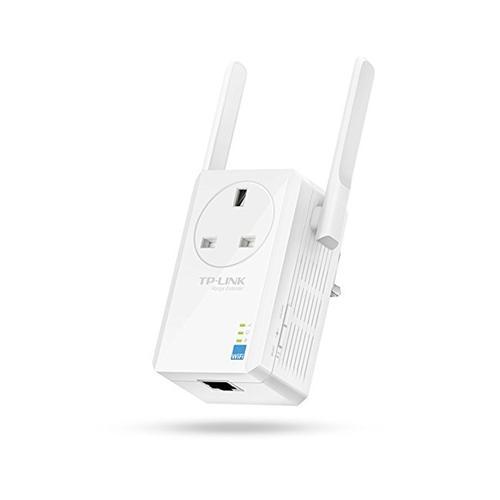 TP-Link 300Mbps Universal WiFi Range Extender + AC Pass Through