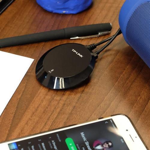 TP-Link Wireless Bluetooth Music Receiver (TP-HA100) - Black