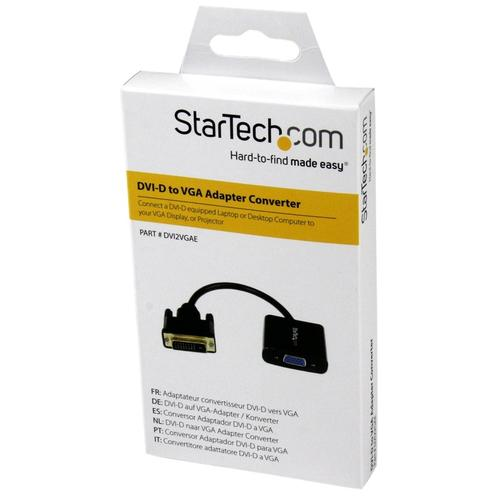 StarTech DVI-D to VGA Adapter Cable