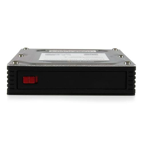 "StarTech 2.5"" to 3.5"" SATA Aluminium HDD / SSD Enclosure"
