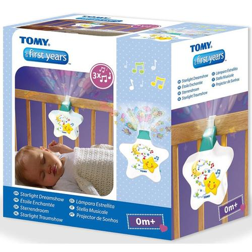 Tomy Y7585 Starlight Dreamshow White