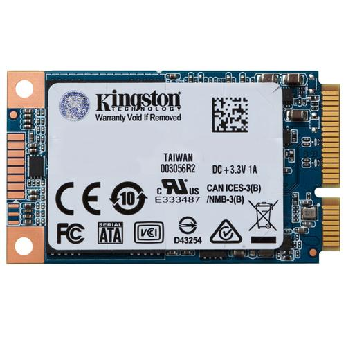 Kingston 240GB UV500 SSD Drive mSATA - 520MB/s
