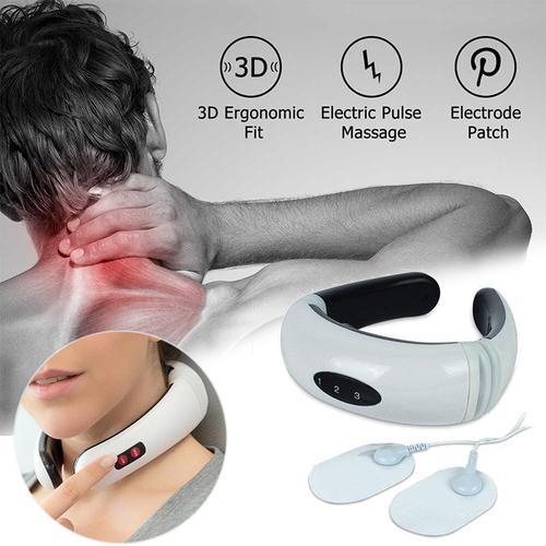 Schulter-Nacken-Massagegerät mit Pulse Technology