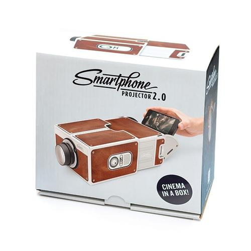 Smartphone Projector Version 2.0