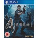 Resident Evil 4 (Sony PS4)