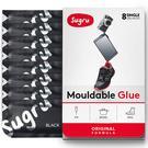 Sugru Mouldable Glue Black - 8 Pack