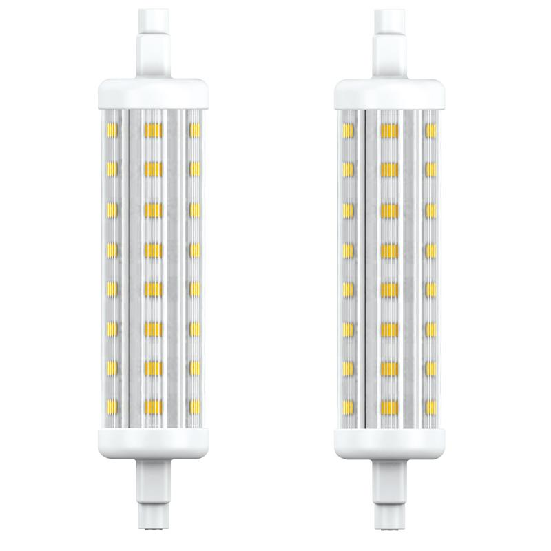 Integral R7S LED Lamp 6.5W (61W) 2700K Non-Dimmable - 2 Pack