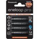 Panasonic Eneloop Pro 2500mAh AA - 4 Pack