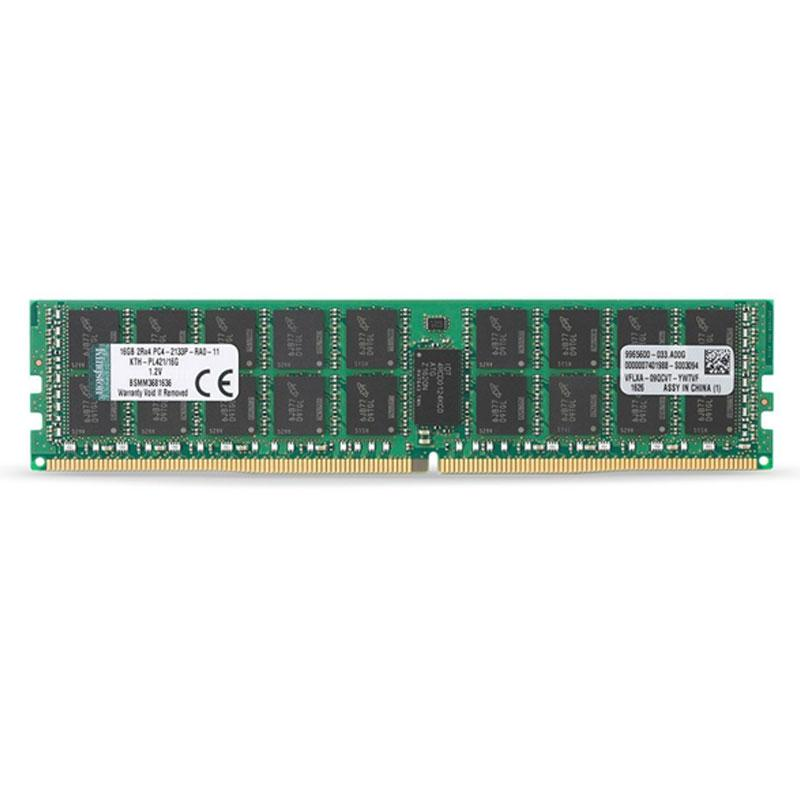 Kingston 16GB (1x16GB) 2400MHz DDR4 240-Pin ECC CL17 DIMM PC Memory Module