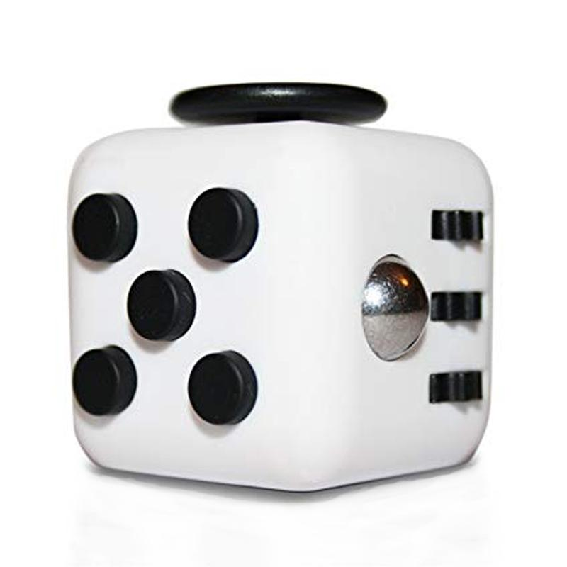 The Source Twiddle Cube - White