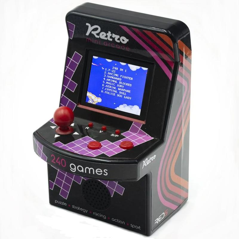 RED5 Retro Mini Arcade Machine