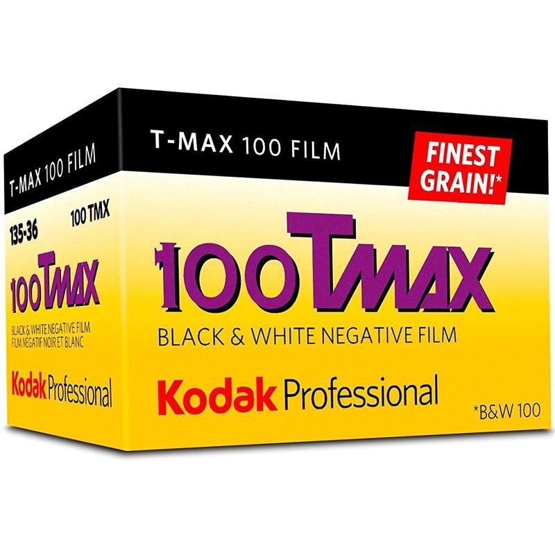 Kodak Professional T-Max 100 B&W 35mm Film - 36EXP