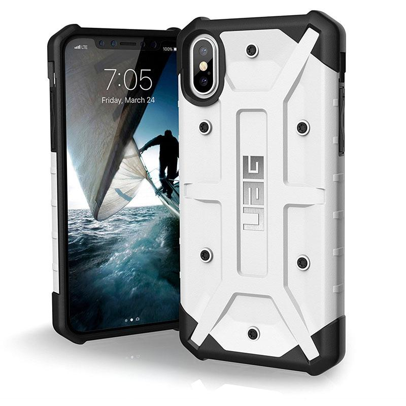 Urban Armor Gear Pathfinder iPhone XS Max Case - White